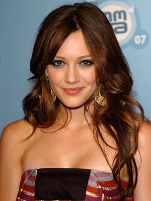 Most Popular Celebrity Hairstyles in 2008