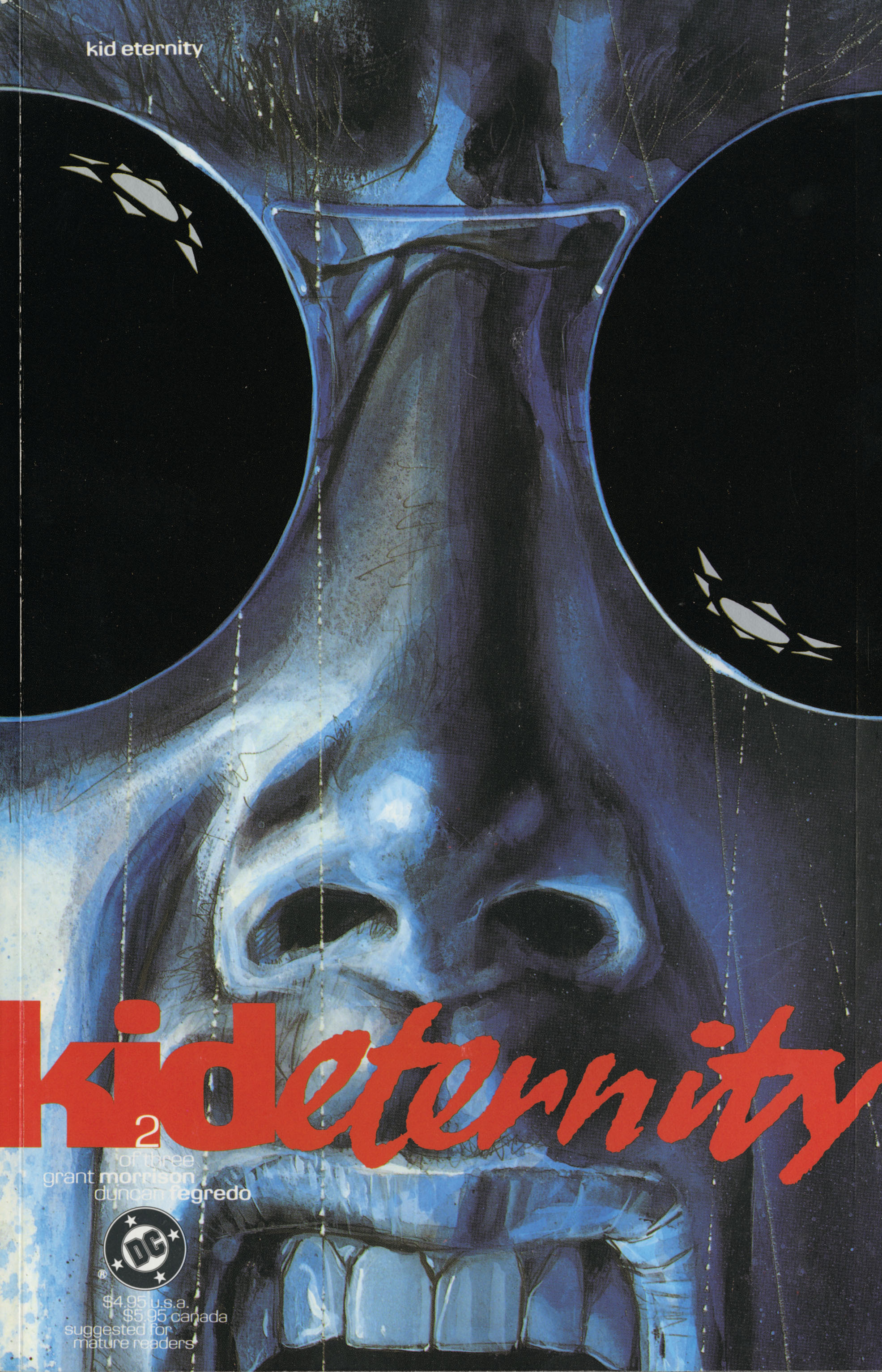 Kid Eternity (1991) 2 Page 1