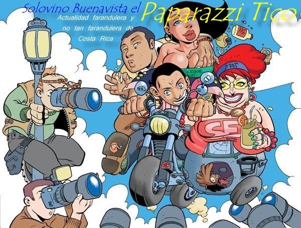 Solovino Buenavista el Paparazzi Tico