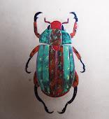 escarabajo gema