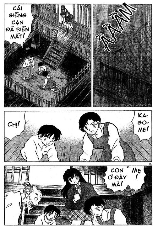Inuyasha-Khuyển Dạ Xoa-Bản Đẹp chap 521 Trang 16