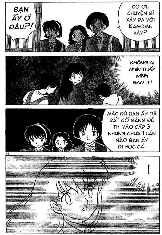 Inuyasha-Khuyển Dạ Xoa-Bản Đẹp chap 521 Trang 17