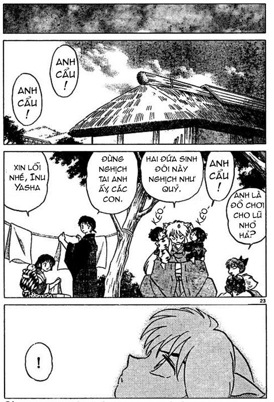 Inuyasha-Khuyển Dạ Xoa-Bản Đẹp chap 525 – End Trang 22