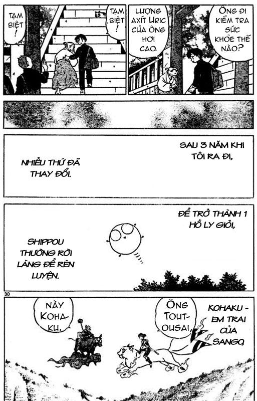 Inuyasha-Khuyển Dạ Xoa-Bản Đẹp chap 525 – End Trang 29