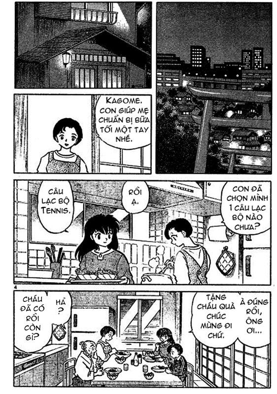 Inuyasha-Khuyển Dạ Xoa-Bản Đẹp chap 521 Trang 5