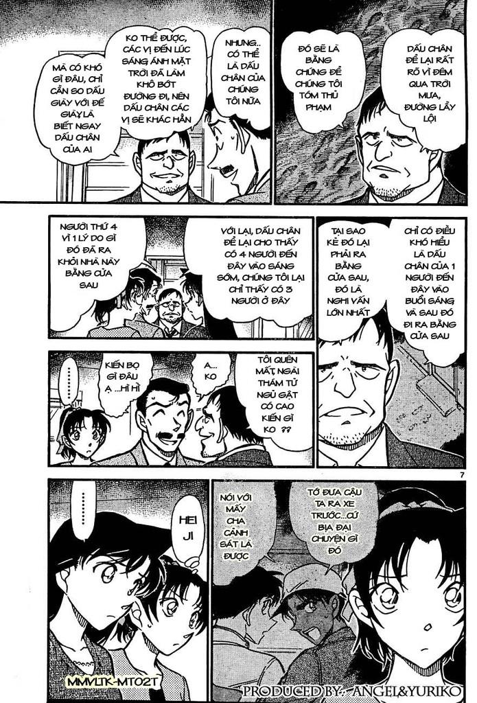 Detective Conan - Thám Tử Lừng Danh Conan chap 649 page 7 - IZTruyenTranh.com