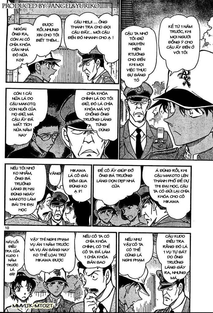 Detective Conan - Thám Tử Lừng Danh Conan chap 649 page 10 - IZTruyenTranh.com