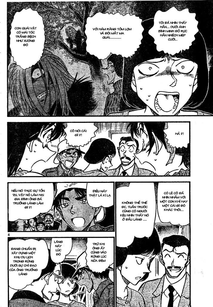 Detective Conan - Thám Tử Lừng Danh Conan chap 648 page 4 - IZTruyenTranh.com