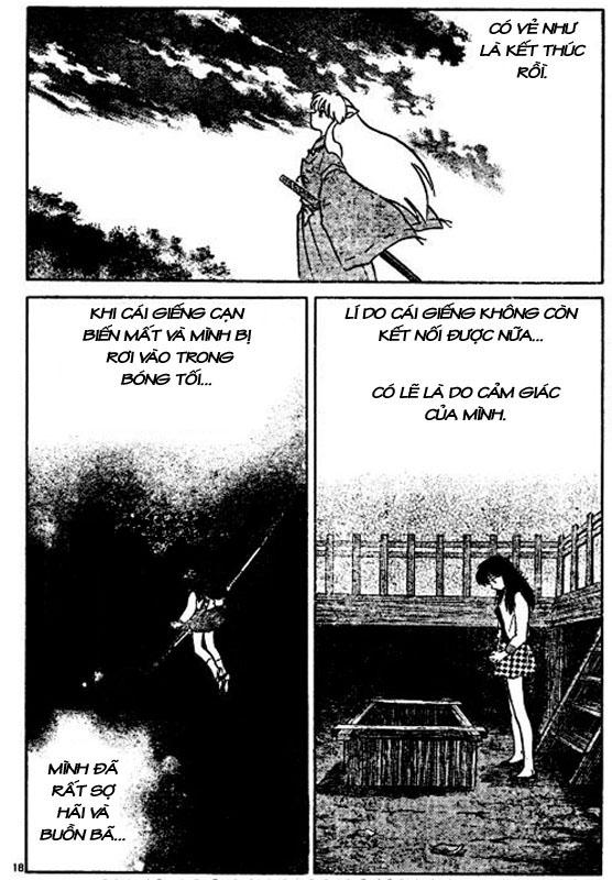 Inuyasha-Khuyển Dạ Xoa-Bản Đẹp chap 525 – End Trang 17