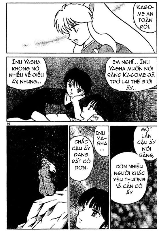 Inuyasha-Khuyển Dạ Xoa-Bản Đẹp chap 525 – End Trang 9