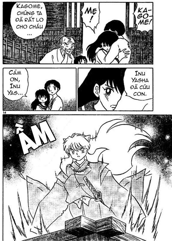 Inuyasha-Khuyển Dạ Xoa-Bản Đẹp chap 525 – End Trang 13