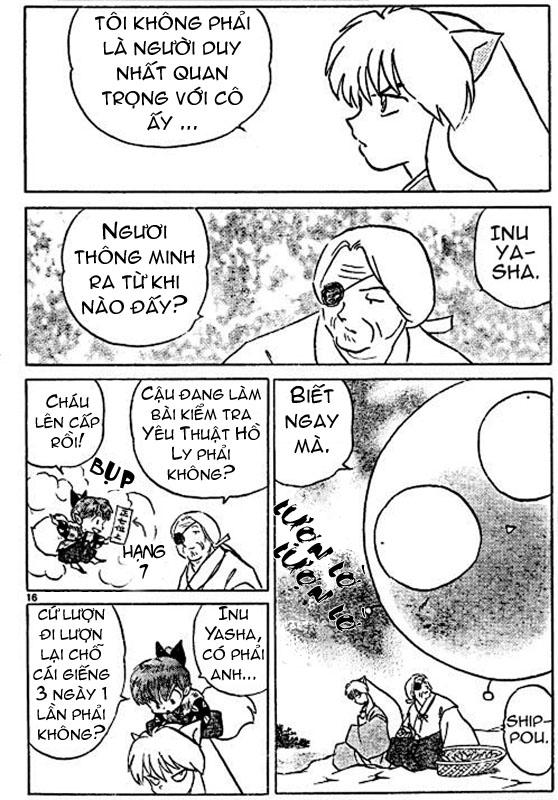Inuyasha-Khuyển Dạ Xoa-Bản Đẹp chap 525 – End Trang 15