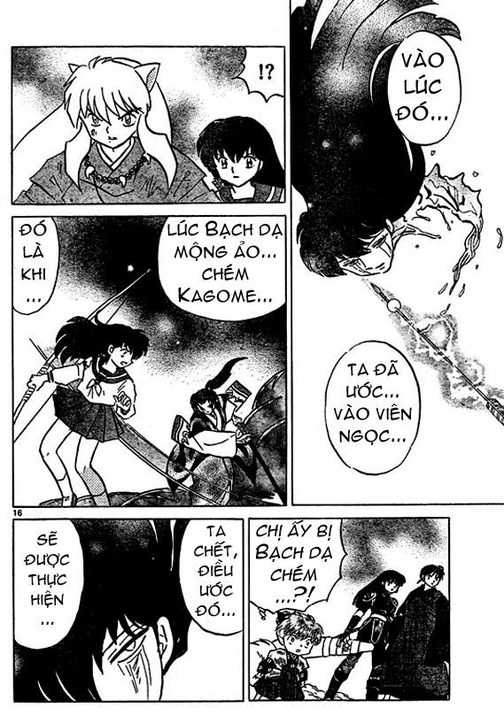 Inuyasha-Khuyển Dạ Xoa-Bản Đẹp chap 519 Trang 14