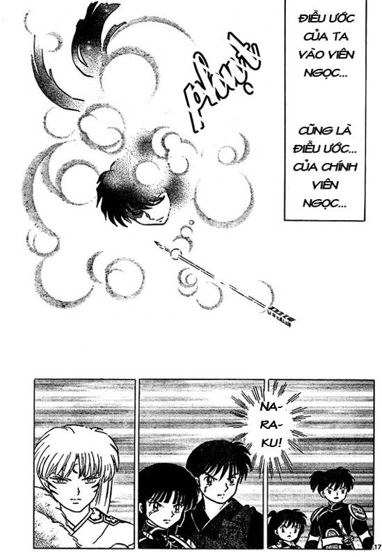 Inuyasha-Khuyển Dạ Xoa-Bản Đẹp chap 519 Trang 15