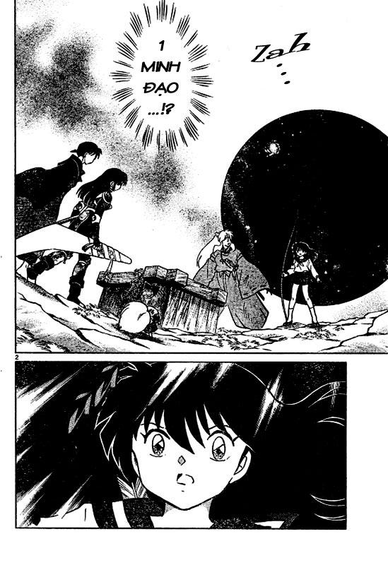 Inuyasha-Khuyển Dạ Xoa-Bản Đẹp chap 520 Trang 3