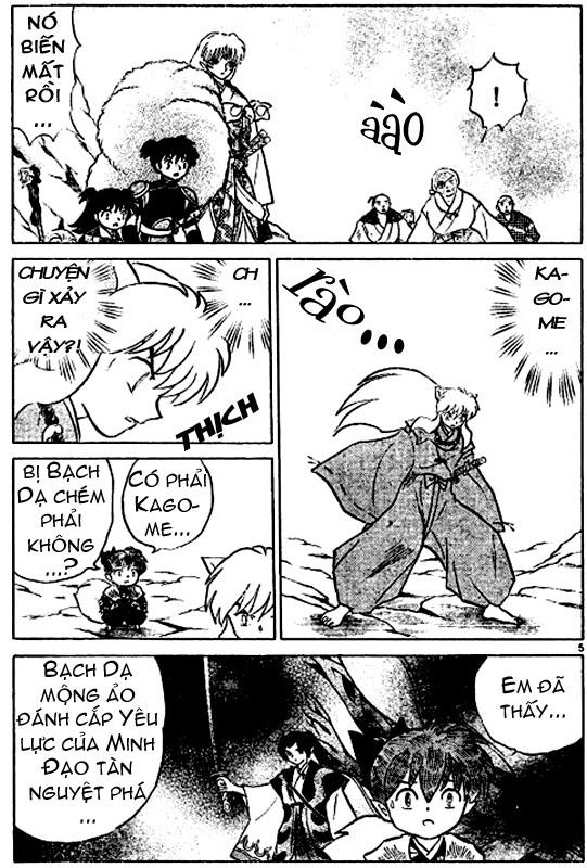 Inuyasha-Khuyển Dạ Xoa-Bản Đẹp chap 520 Trang 6