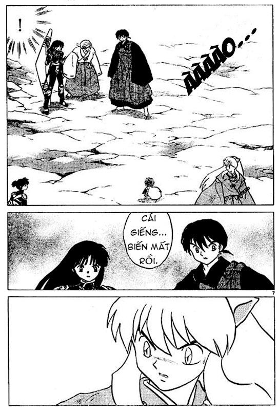 Inuyasha-Khuyển Dạ Xoa-Bản Đẹp chap 520 Trang 8