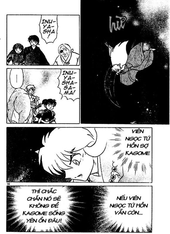 Inuyasha-Khuyển Dạ Xoa-Bản Đẹp chap 520 Trang 17