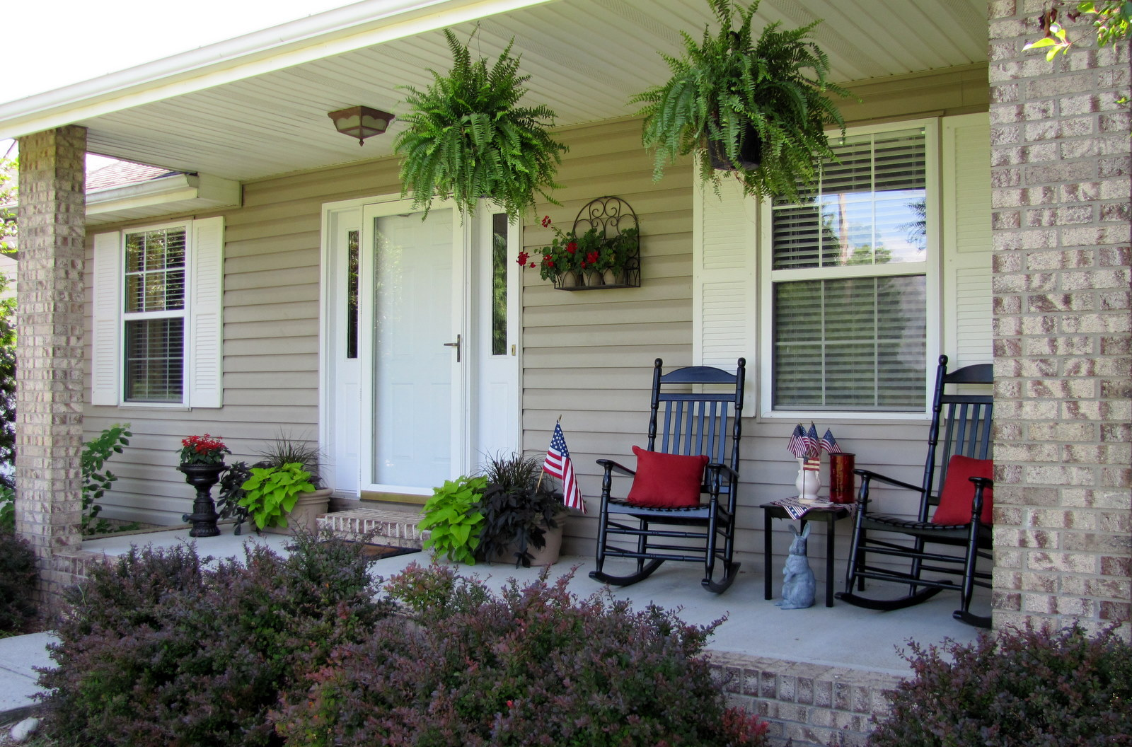 301 moved permanently Front veranda decorating ideas
