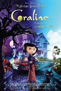 Cartaz de Coraline e o mundo secreto