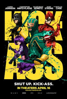 Cartaz de Kick-Ass
