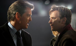 Pierce Brosnan e Ewan McGregor