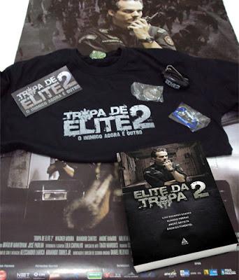 Prêmios Tropa de Elite 2