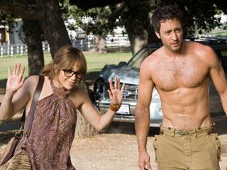 Jennifer Lopez e Alex Oloughlin