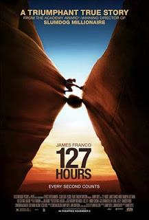 127 horas - Oscar 2011
