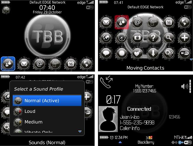 Trucos BlackBerry: Primer Tema Oficial de Trucos BlackBerry para ...