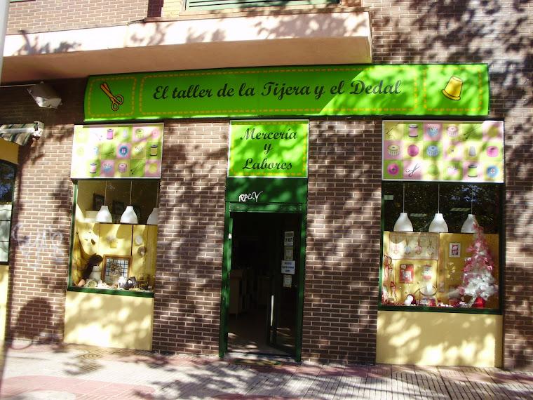 El taller de la Tijera y el Dedal