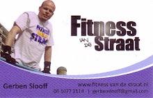 Fitness van de straat