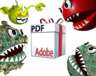 PDF virus adobe acrobat