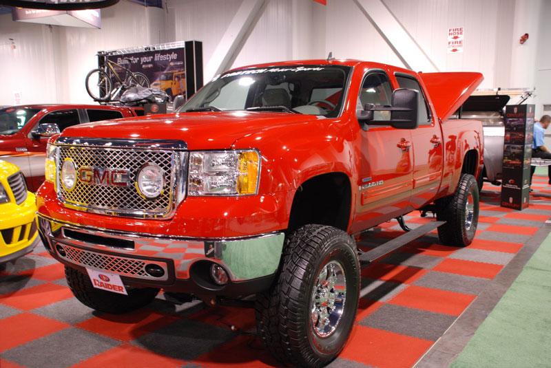 gmc new truck