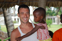 Il nostro amico Riccardo (volontario anche lui)