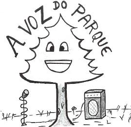 """PARCERIA COM A RÁDIO """"A VOZ DO PARQUE"""".  CONHEAÇA A: A VOZ DO PARQUE. CLIQUE NA IMAGEM ABAIXO."""