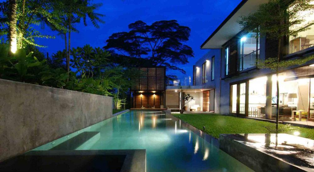 Archi choong denai house johor bahru malaysia for Home design johor bahru