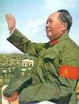 Presidente Mao Tse Tung