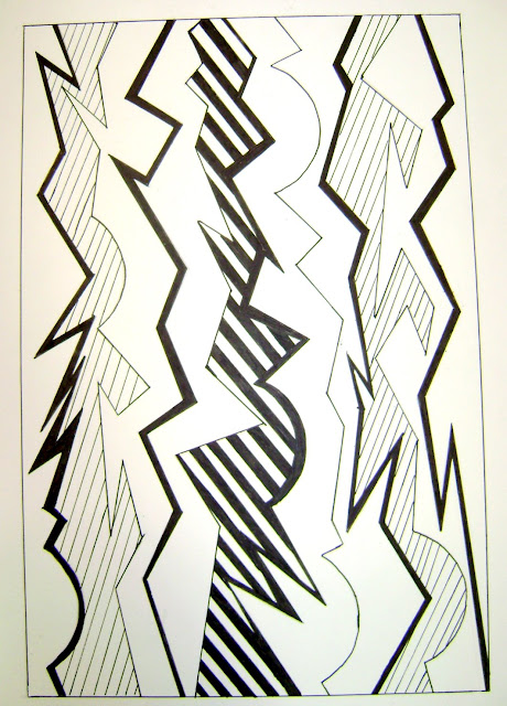 Diagonal Line In Art : Art voices curved and diagonal lines