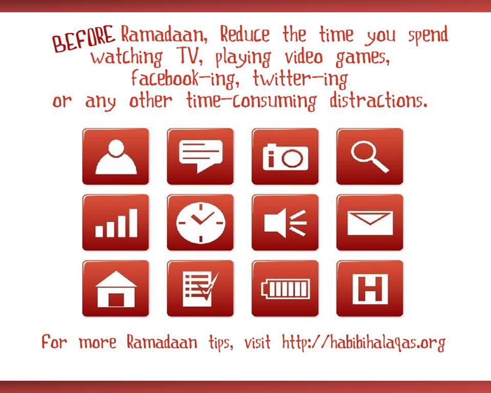 preparing for ramadan We bring you our ultimate ramadan preparation resource to help you make the most out of your ramadan, in sha' allah.