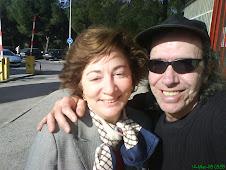 Con la Profesora Yabar, directora del IUCA
