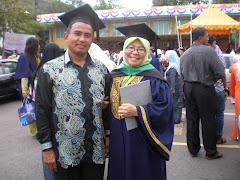 Ayahda & Bonda tercinta