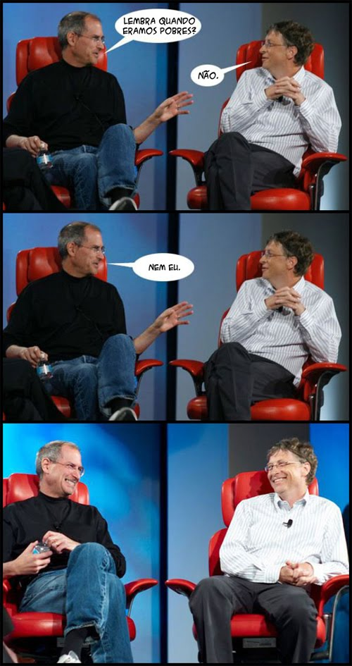 Microsoft x Apple