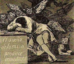 Le sommeil de la raison engendre des monstres
