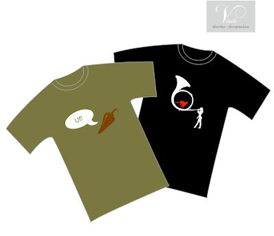 Vinilo dise o y decoraci n camisetas dise os propios - Disenos de vinilos ...