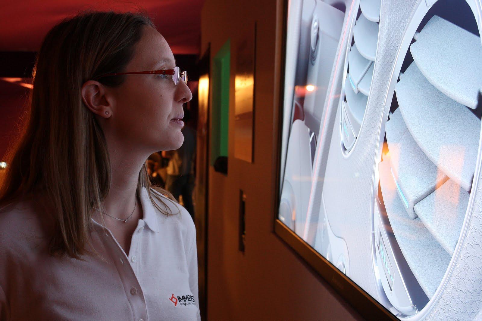 Laval Virtual 2010 : un stand à la pointe de la Réalité Virtuelle