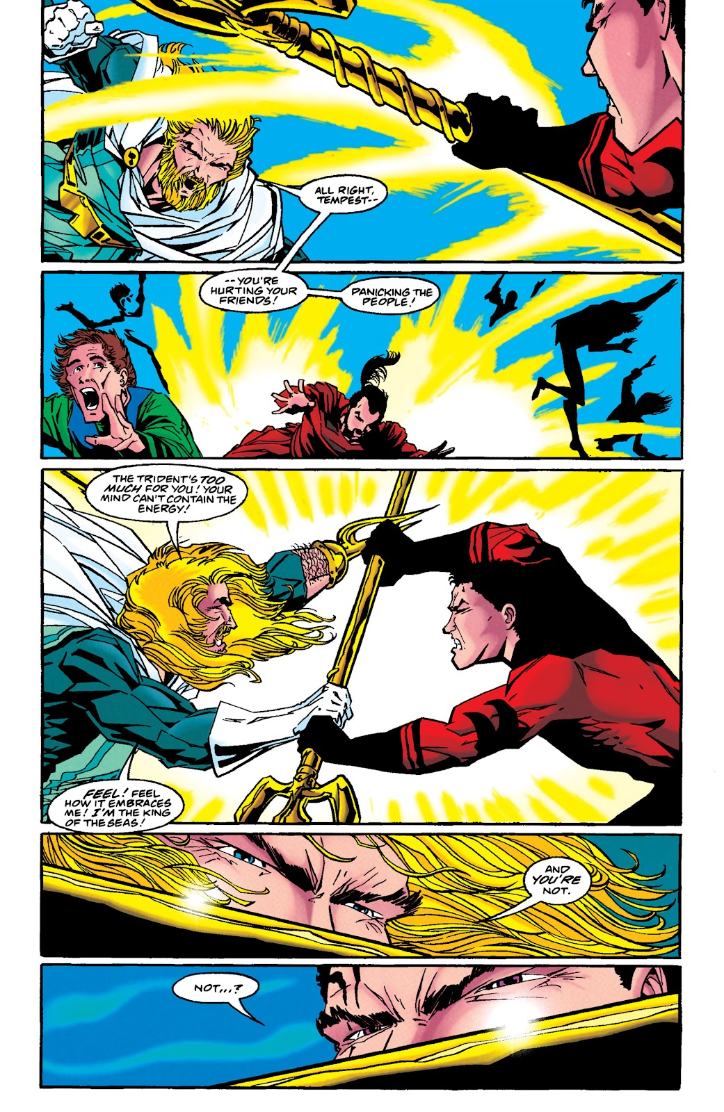 Aquaman (1994) Issue #49 #55 - English 18