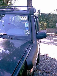 """Pippo Ricotti: """"fidus Achates"""" Land Rover Discovery SIa 300Tdi"""