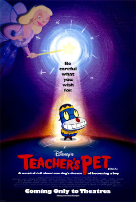 Another movie called Teacher's Pet