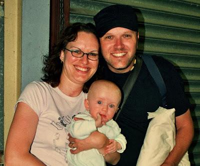 Melva, Frank and Selah